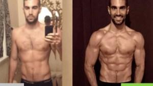 Quando se ganha massa muscular o peso aumenta