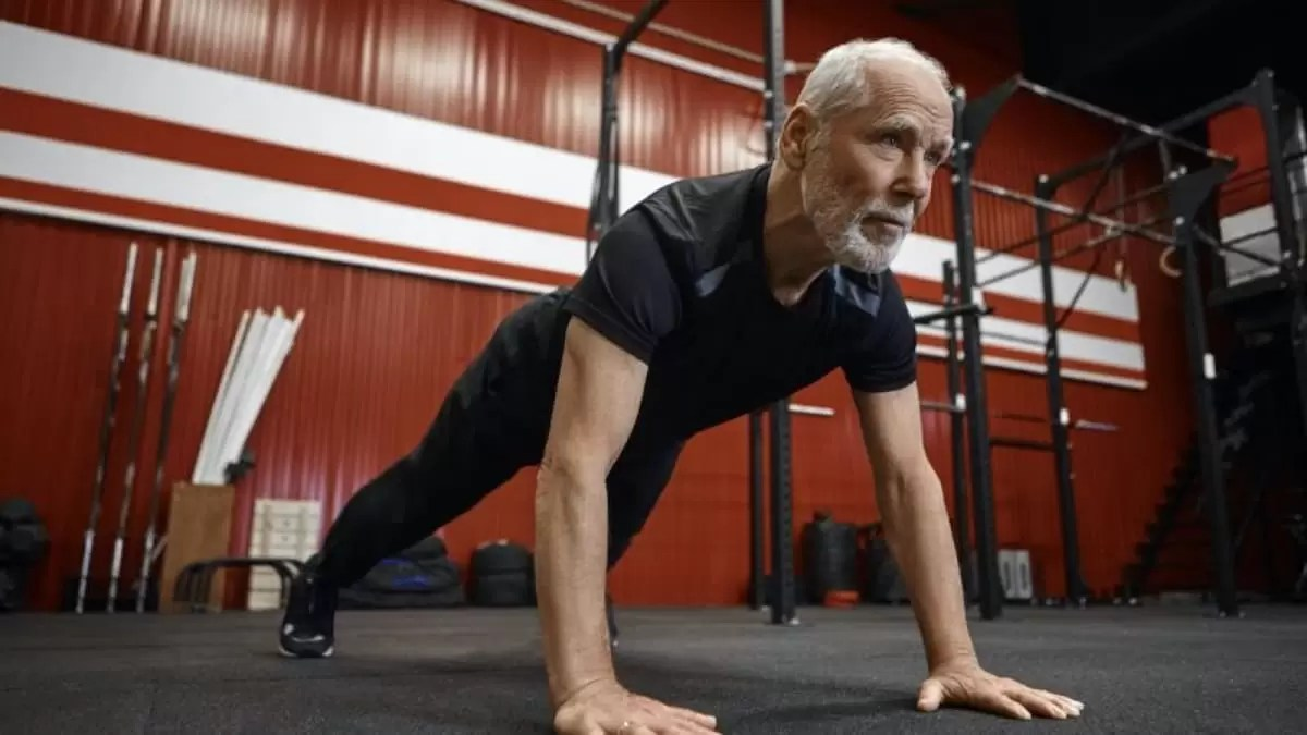 metabolismo diminui com a idade