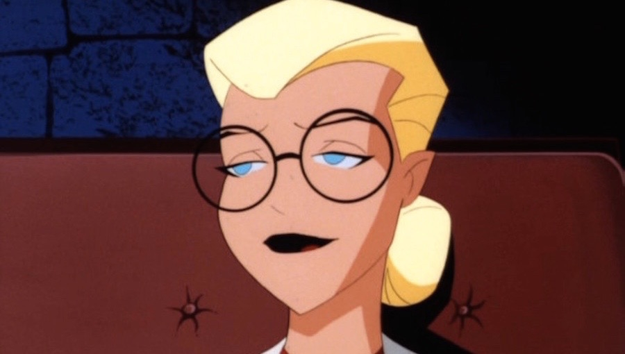 Image result for harley quinn on the witness stand
