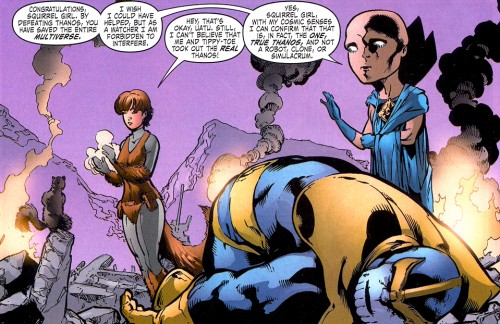 Squirrel Girl Now Available On Marvel Avengers Alliance