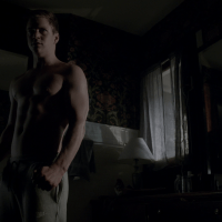 "Glenn McCuen as Sean Walcott shirtless in Teen Wolf 4x03 ""Muted"""