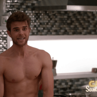 "Nathaniel Buzolic as Jimothy ""Jimmy"" Barnes shirtless in Significant Mother 1×01 ""Welcome to Bonetown"""