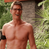 "Ryan McPartlin as Kyle shirtless in Devious Maids 4x05 ""A Time To Spill"""