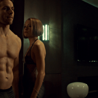 "Dylan Bruce as Paul Dierden shirtless in Orphan Black 2x05 ""Ipsa Scientia Potestas Est"""
