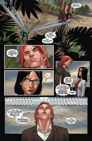 Ivar Timewalker #2 page 5