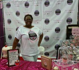 Gina's Cuisine. www.ginascuisinecupcakes.com
