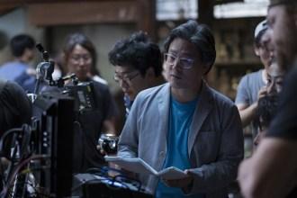 Director, Park Chan-wook