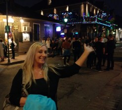 Roxy Astor on Bourbon Street in New Orleans