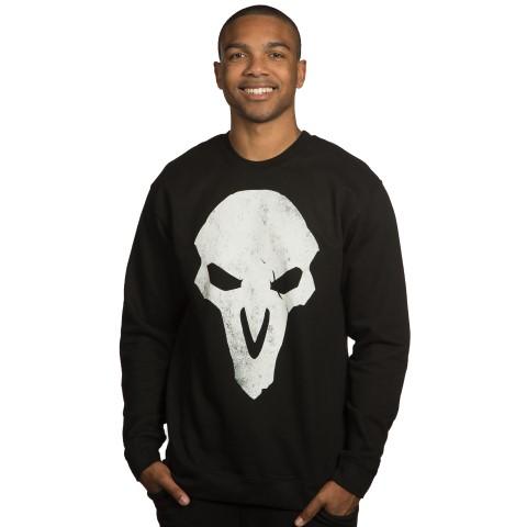 Reaper Crew Neck Fleece: https://www.jinx.com/p/overwatch_reaper_pullover_hoodie.html