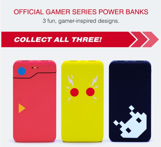 Gamer Series Power Banks