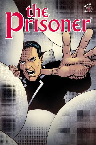 The Prisoner Issue 1 Cover E John McCrea