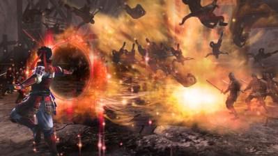 Warriors Orochi 4 Yukimura Magic_1
