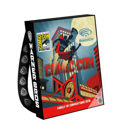 SDCC 2018 Bags