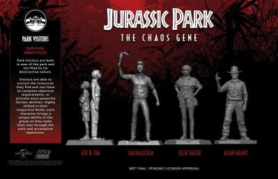 Jurassic Park: The Chaos Gene