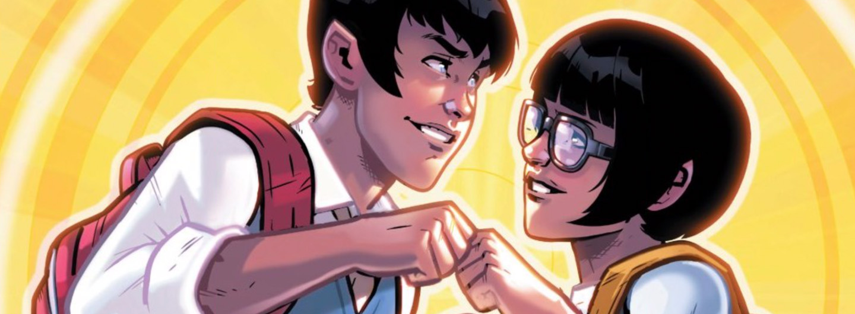 Wonder Twins #1