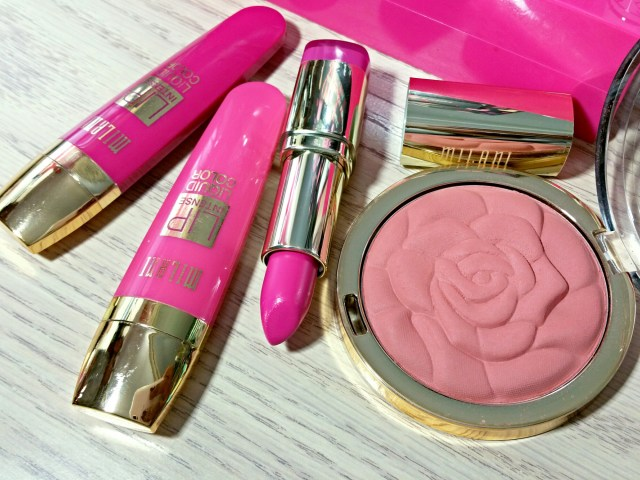 Milani Romantic Rose Rose Blush