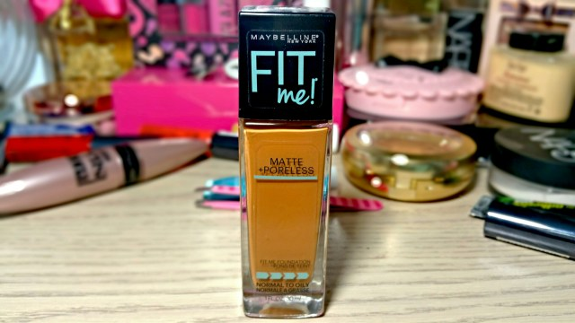 Maybelline Fit Me Matte + Poreless Foundation 355 Coconut