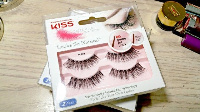 Kiss Poise Looks So Natural Lashes