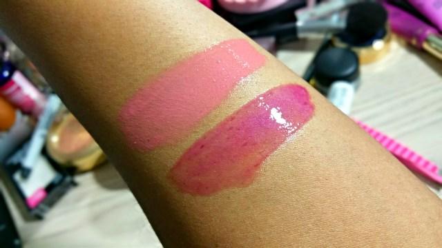 Lancome Lip Lover Beige Adage Violette Pirouette