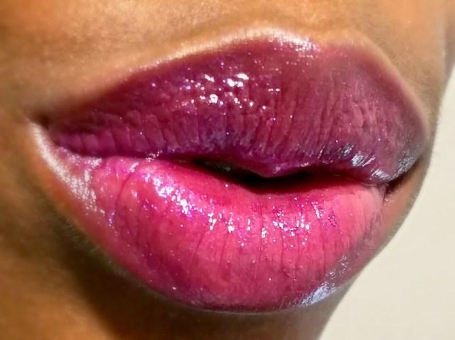 CoverGirl Lava-nder Lip Lava Lip Gloss Review