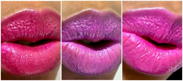 Too Faced Melted Metallic Jelly Violet Dream House Lipstick