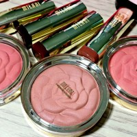 New Limited Edition Milani Rose Blushes!