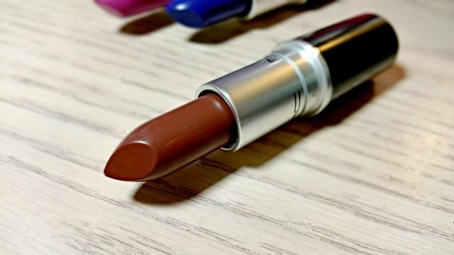 MAC Stone Lipstick