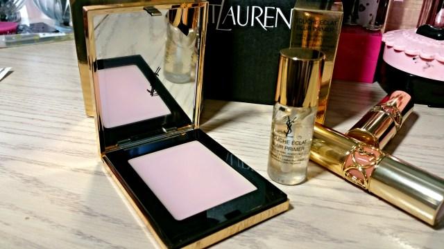 Yves Saint Laurent Touche Éclat Blur Primer, Touche Éclat Blur Perfector