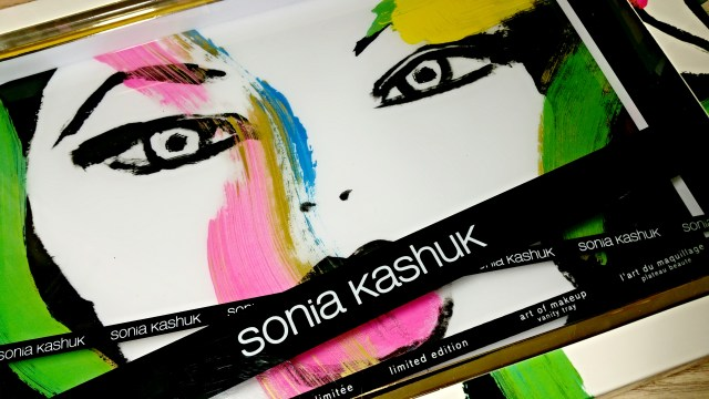 Sonia Kashuk Art of Makeup Vanity Tray