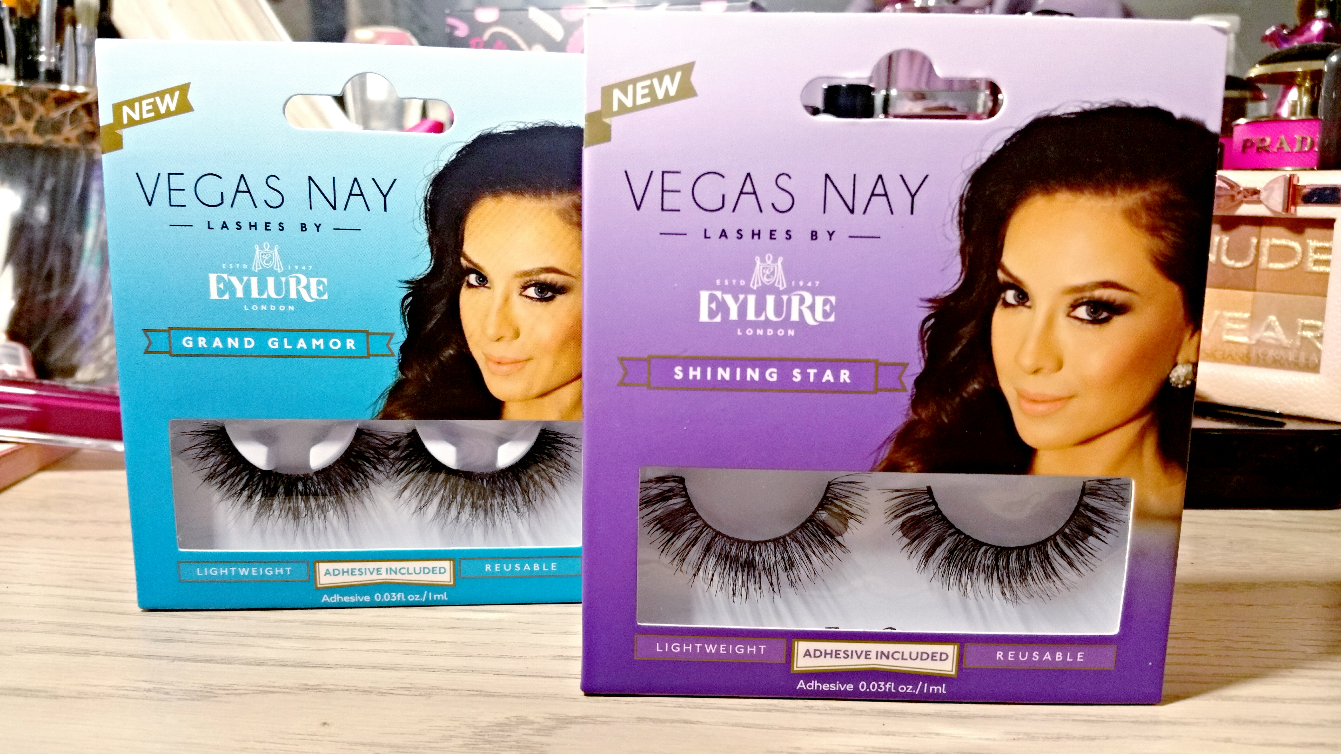 667941ab285 Calling all lash lovers! I came across the most lusciously gorgeous lashes  at Target that you have to check out. It's the new Vegas Nay line for Eylure  and ...