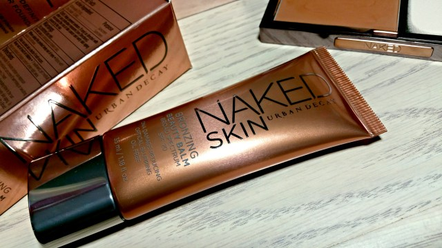 Urban Decay Naked Skin Bronzing Beauty Balm SPF 20