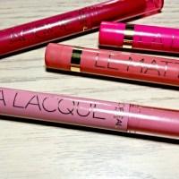 L'Oreal Choco-Lacque Le Lacque Lipstick Review