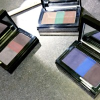 Bobbi Brown Greige Intense Pigment Liner Swatches