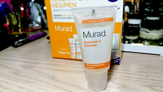Murray Essential-Cleanser