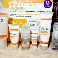My New Healthy Skincare Regimen by Murad
