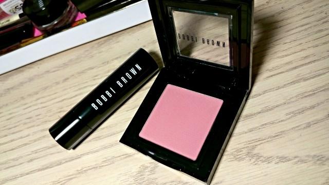 Bobbi Brown 23 Pink Sheer Lip Color, 18 Desert Pink Blush