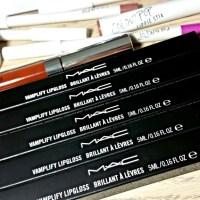 MAC Vamplify Gloss Haul & Swatches