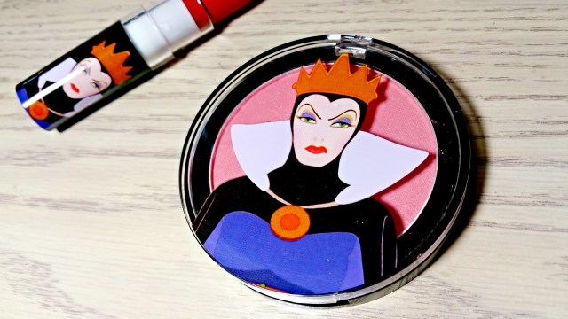 Disney Evil Queen Jealous Blush
