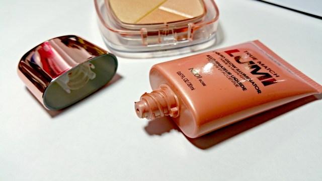 L'Oreal Rose True Match Lumi Liquid Glow Illuminator