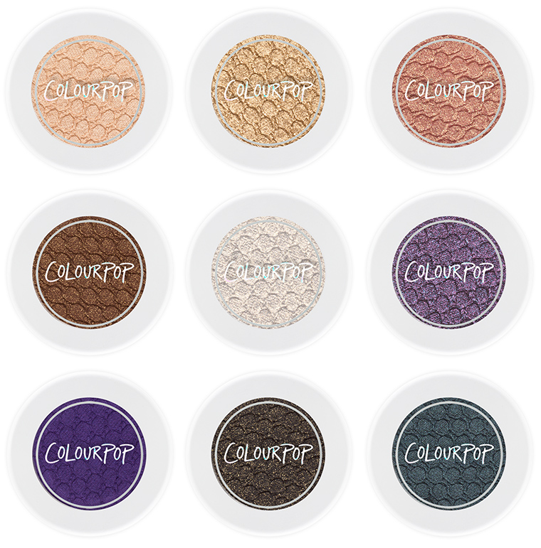 ColourPop Boogie Nights Holiday Collection 2015