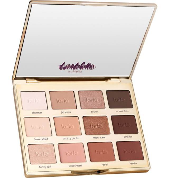 Tarte Tartelette 2 In Bloom Amazonian Clay Eyeshadow Palette