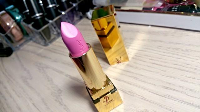 Yves Saint Laurent 26 Rose Libertin Rouge Pur Couture Lipstick