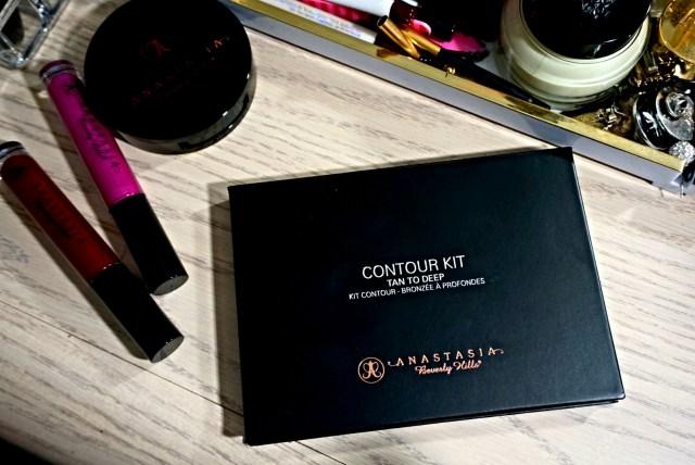 Anastasia Contour Kit Tan to Deep