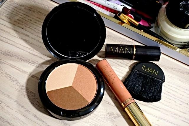 Iman Fall Collection 2015 Luxury Contour Trio