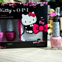 OPI Hello Kitty Collection Haul & Swatches