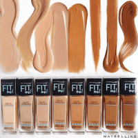 New Maybelline Fit Me Matte + Poreless Shades Now Available!