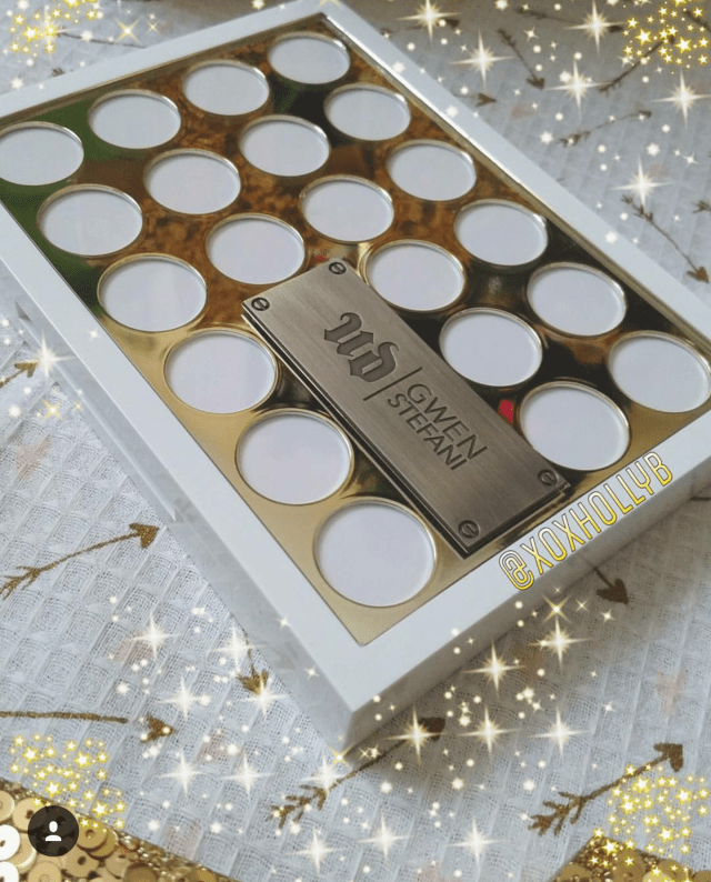 Urban Decay Gwen Stefani Blush Palette for Spring 2016