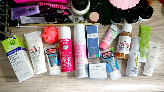 Gen Beauty LA 2016 Swag Bags