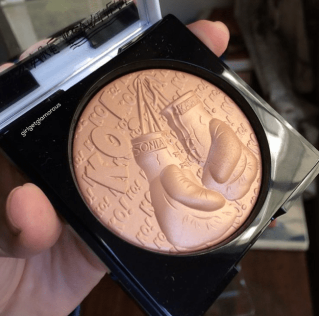 Sonia Kashuk Knock Out Beauty Highlighter for Spring 2016