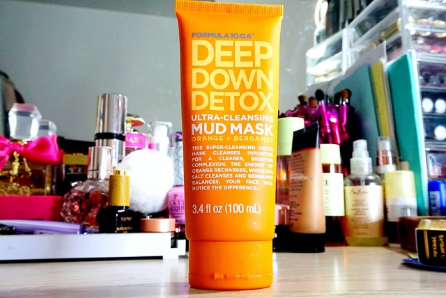 Formula 10.0.6 Deep Down Detox Ultra-Clearing Mud Mask